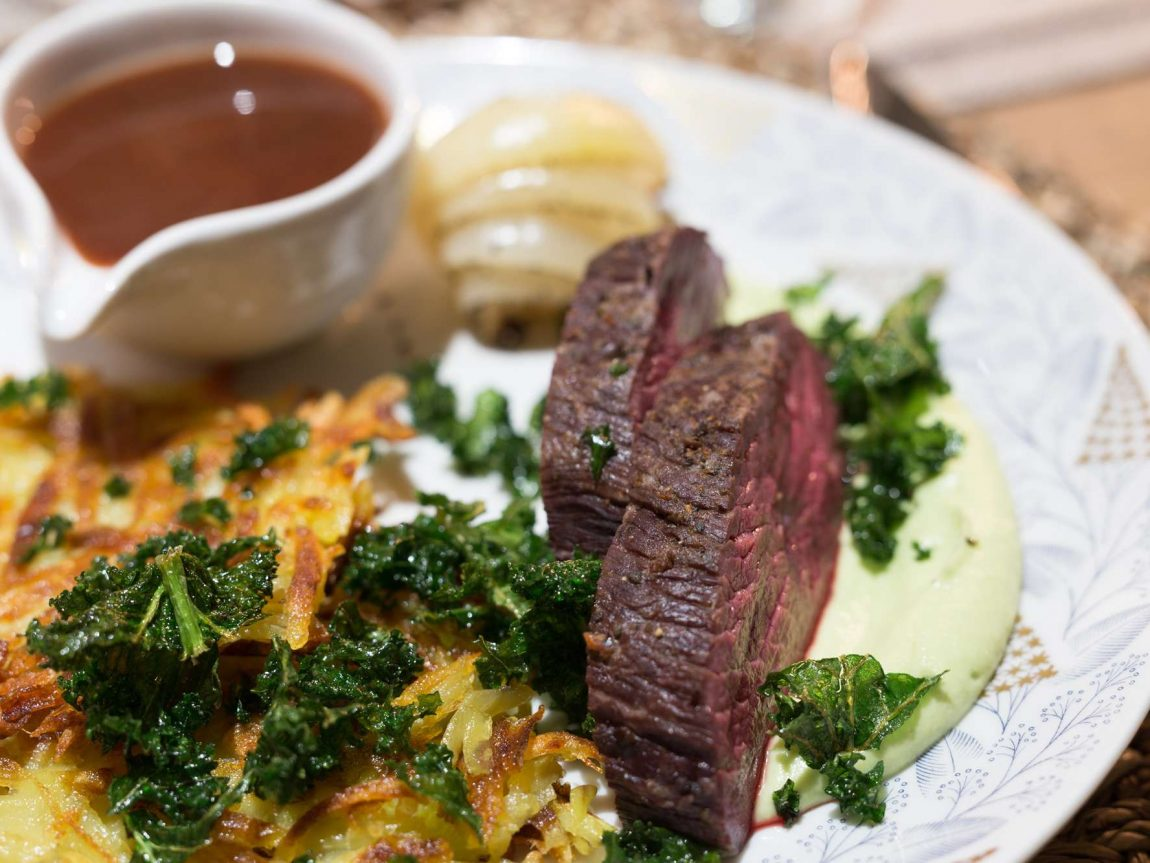 swedish lapland loggers lodge steak ll