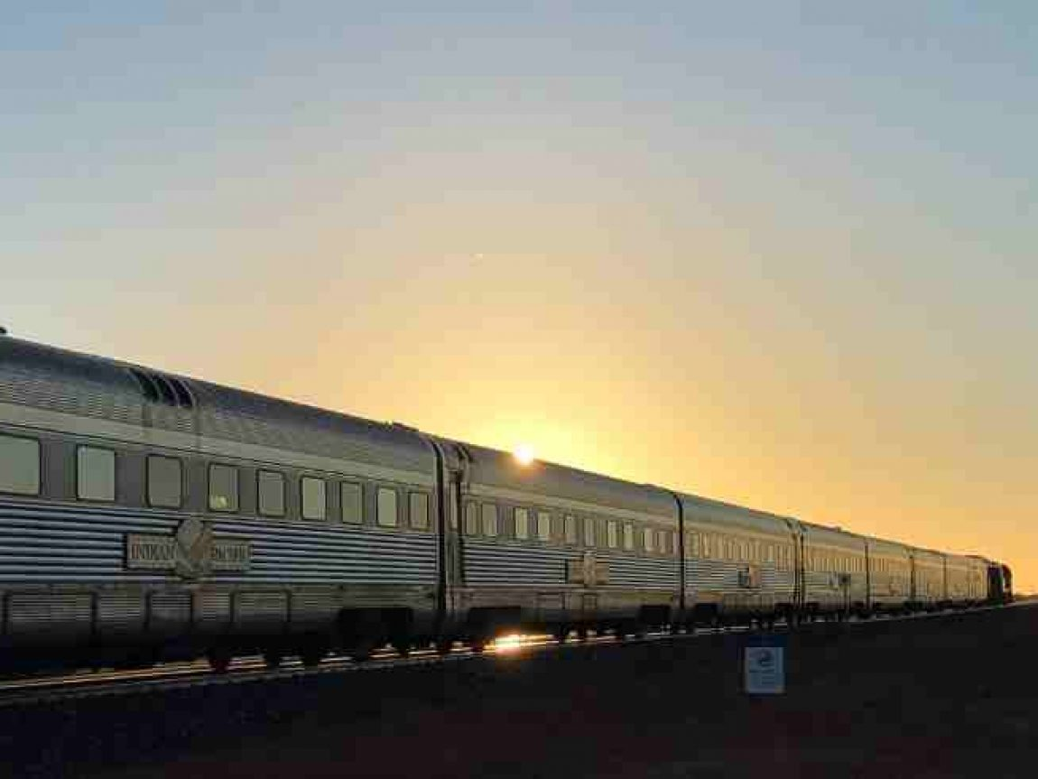 australia rolling indian pacific train liz
