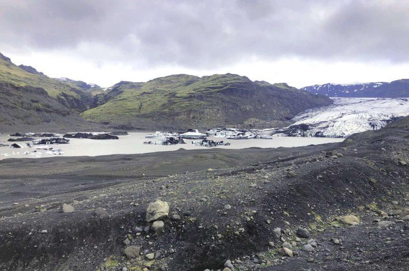 edu iceland team trip solheimajokull