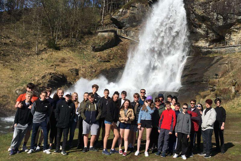 edu norway david nieper academy waterfall