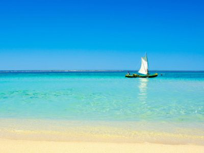 mozambique sail boat anakao beach istk