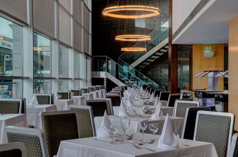 edu azores hotel VIP restaurant