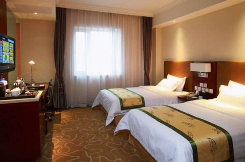 edu china hotel Feitian bedroom