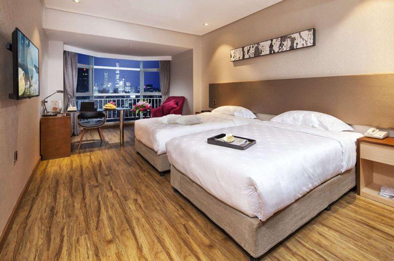 edu china hotel kingtown bedroom