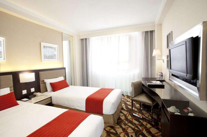 edu china hotel kowloon bedroom