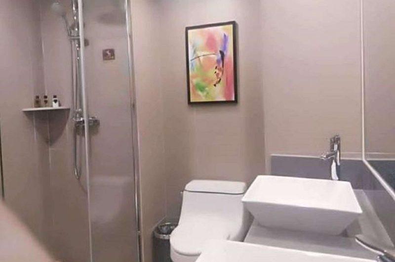 edu china hotel northwest bathroom