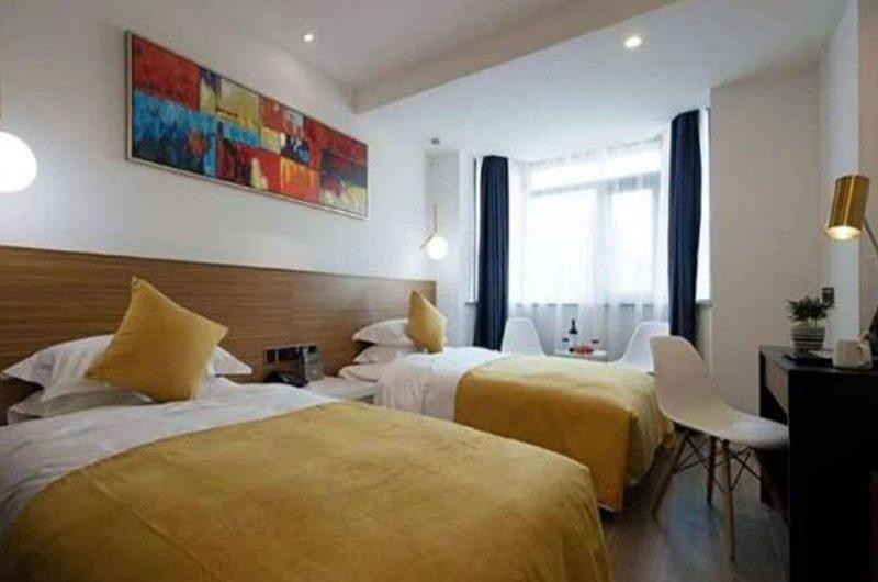 edu china hotel northwest bedroom