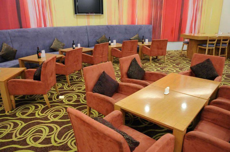edu china hotel wujiaochang lobby