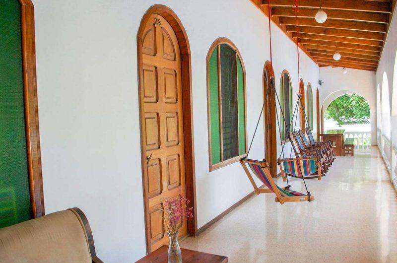 edu costarica hotel Rey balcony