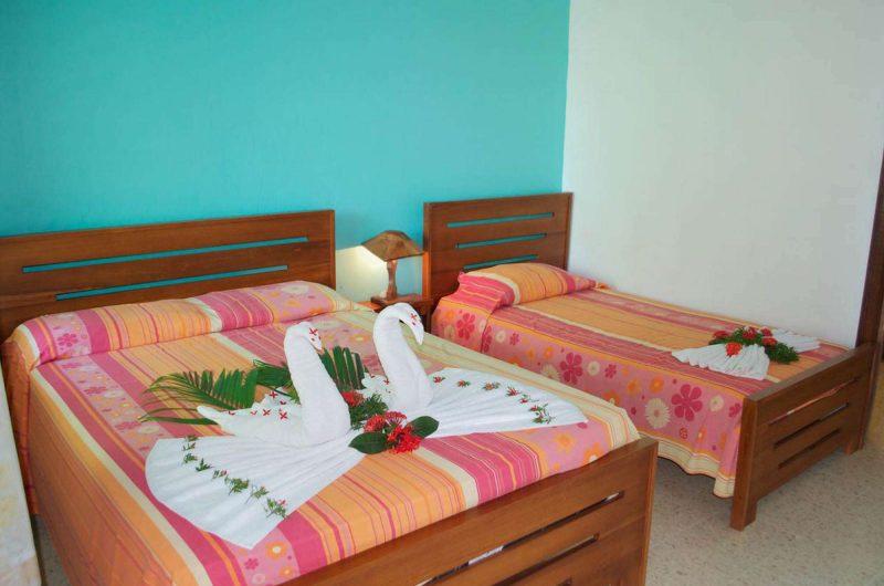 edu costarica hotel Rey bedroom