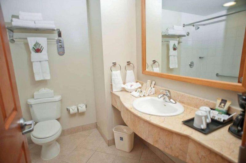 edu costarica hotel sleep bathroom