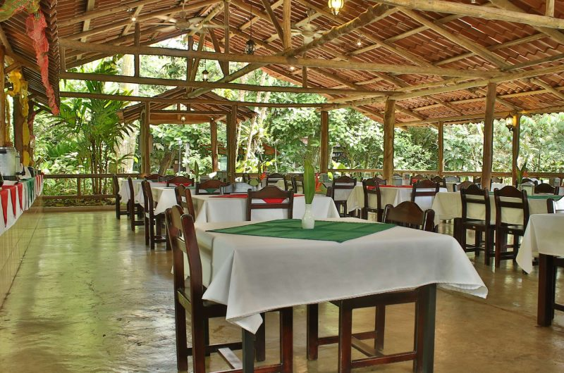 edu costarica hotel tirimbina restaurant
