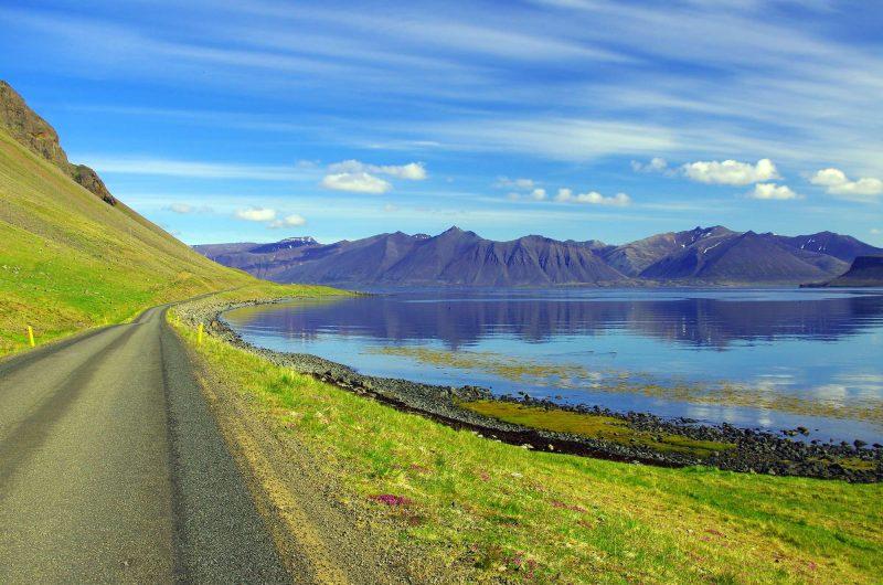 edu iceland fjords summer