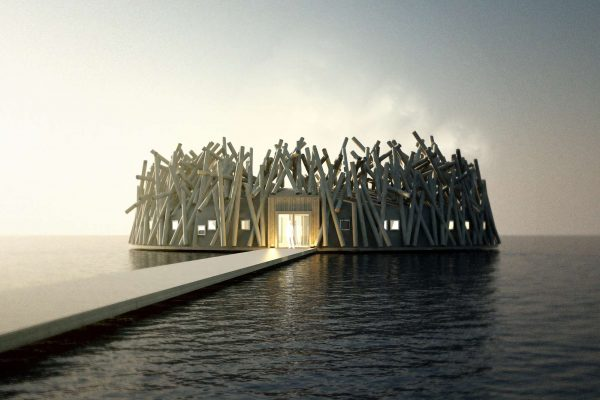 arctic bath harads main building cgi