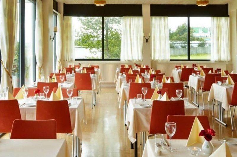 edu iceland hotel IKI restaurant