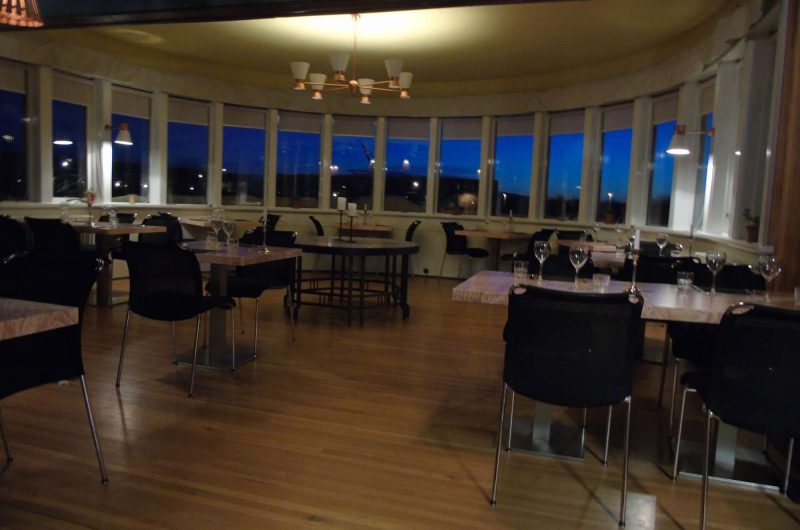 edu iceland hotel bifrost restaurant