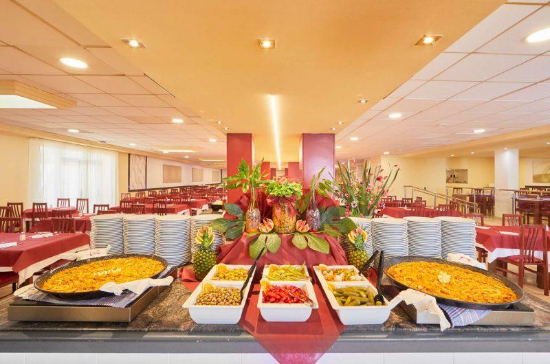 edu mallorca hotel clubpalmabay restaurant