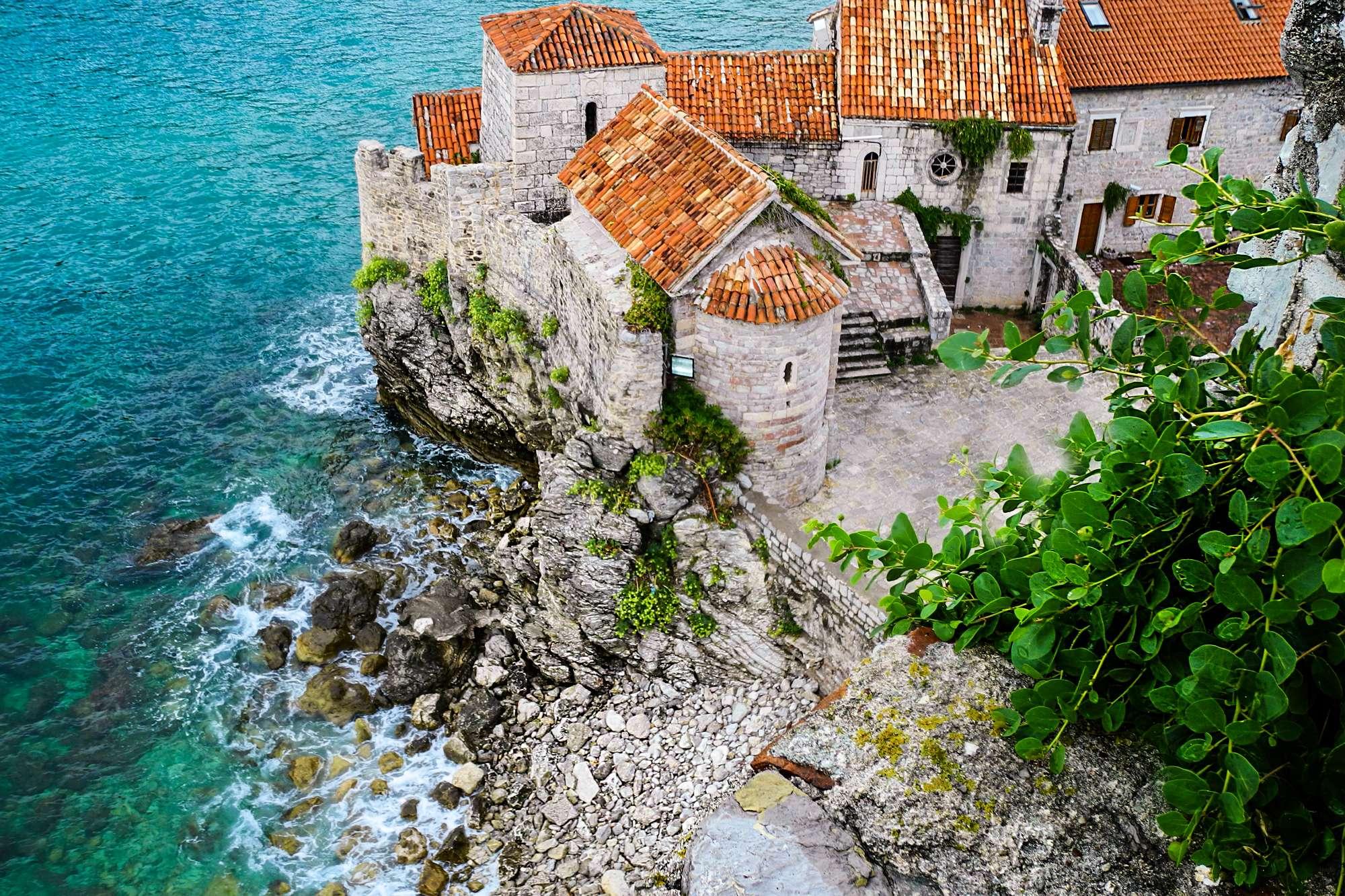 edu montenegro budva old town