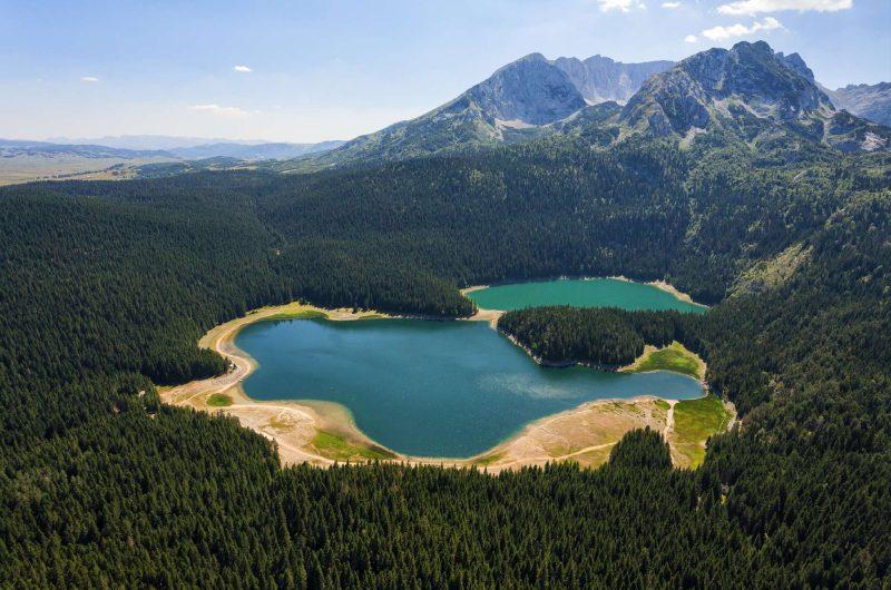 edu montenegro durmitor national park black lake