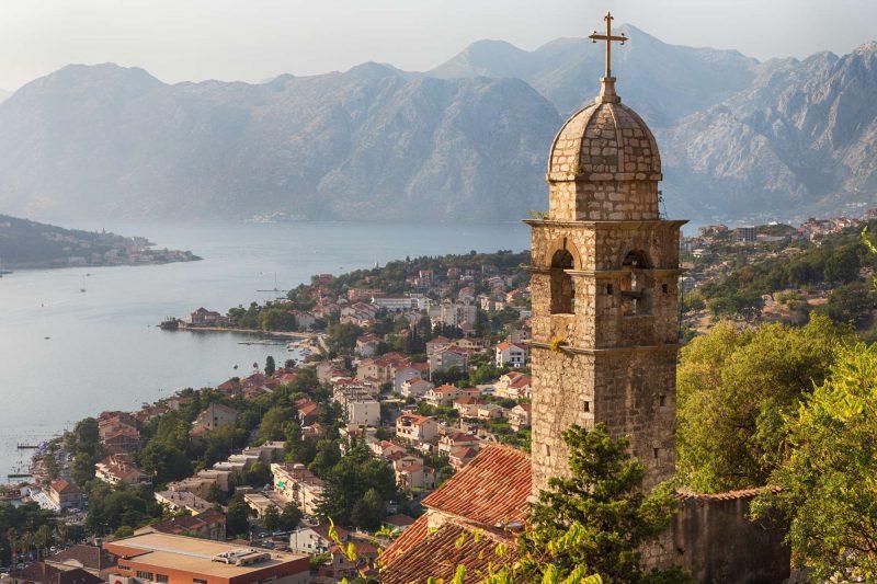edu montenegro kotor city walls