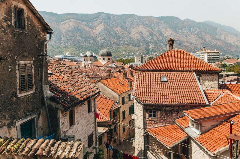 edu montenegro kotor rooftops