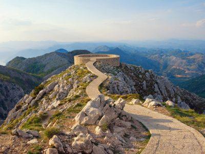 edu montenegro lovcen national park