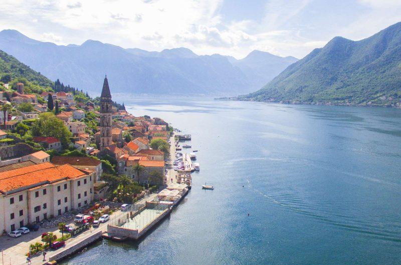 edu montenegro perast bay of kotor