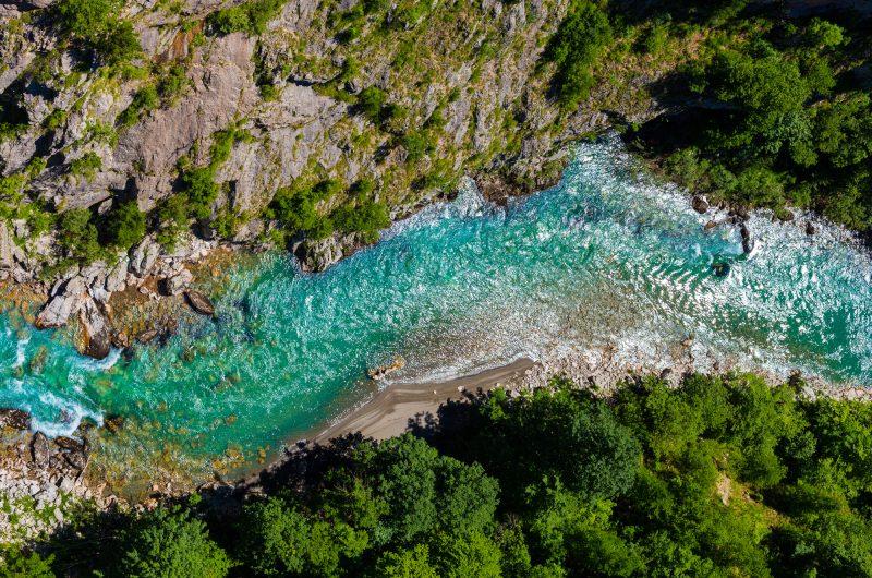 edu montenegro tara river aerial 2