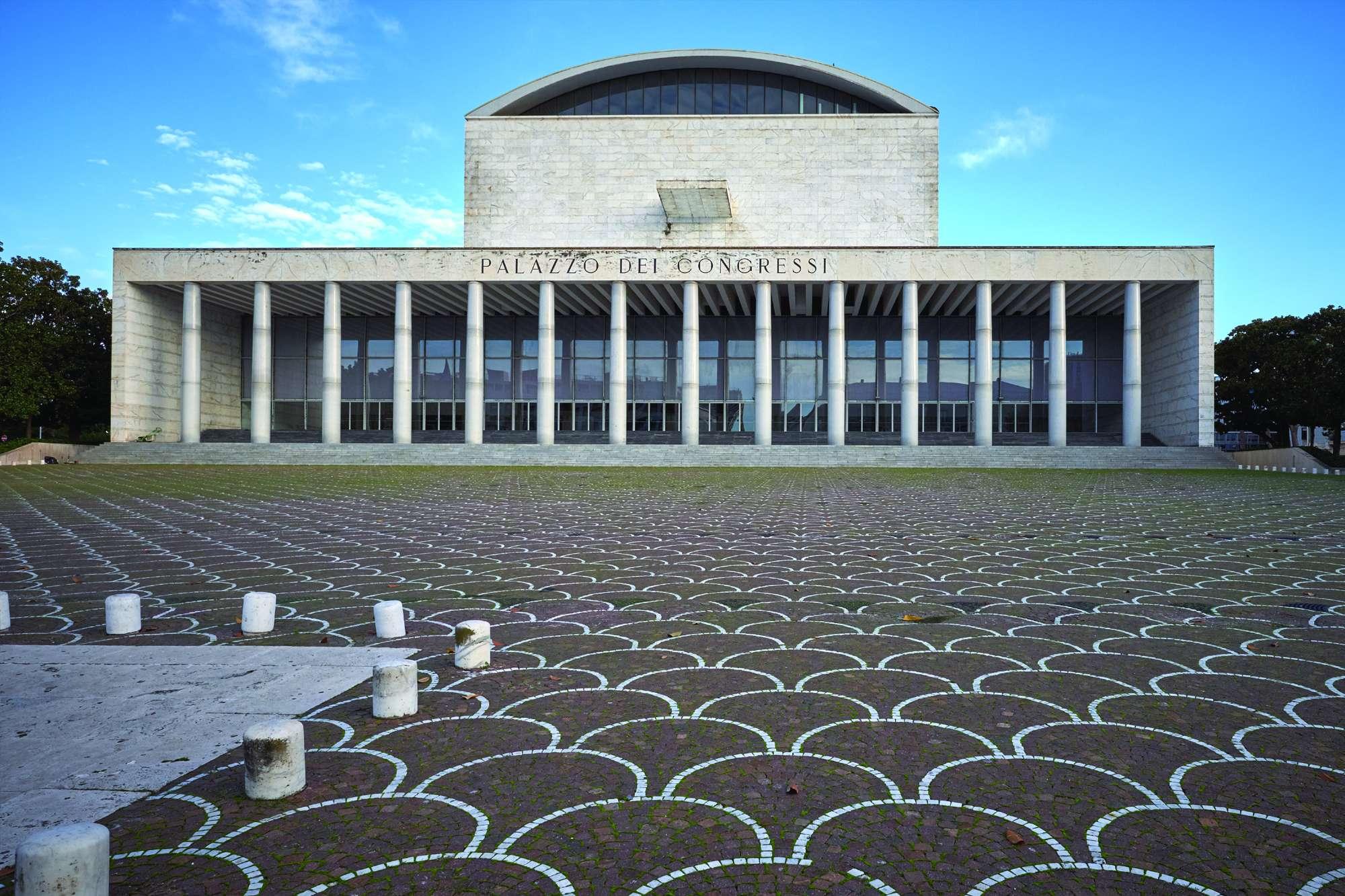 edu rome eur palace congress