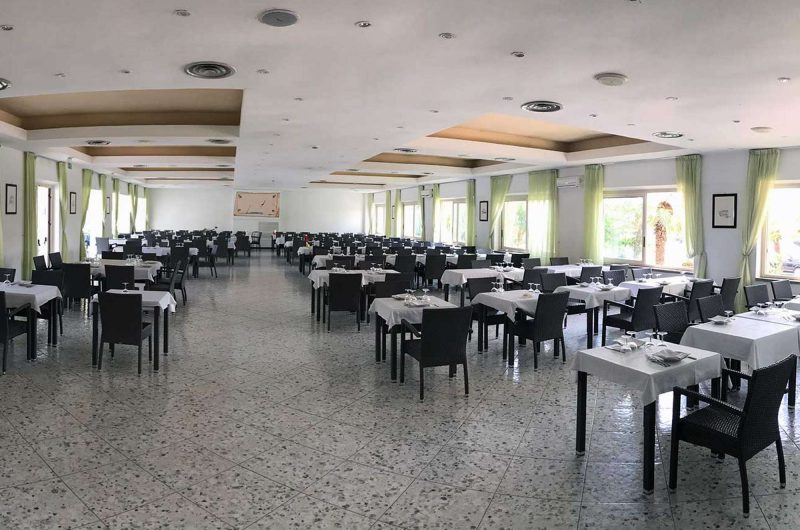 edu BON hotel cristallo dining