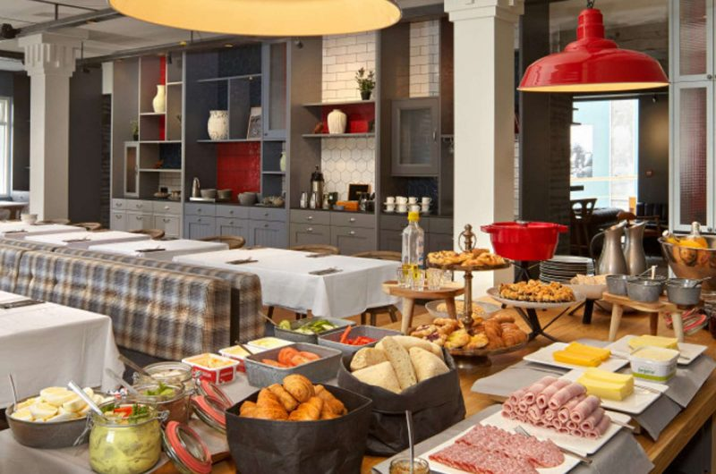 edu iceland hotel Myvatn dining