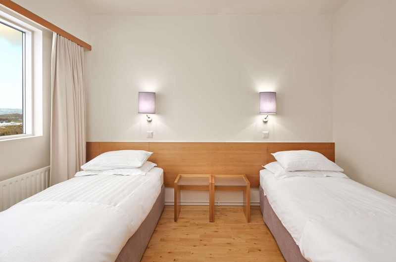 edu iceland hotel herad bedroom