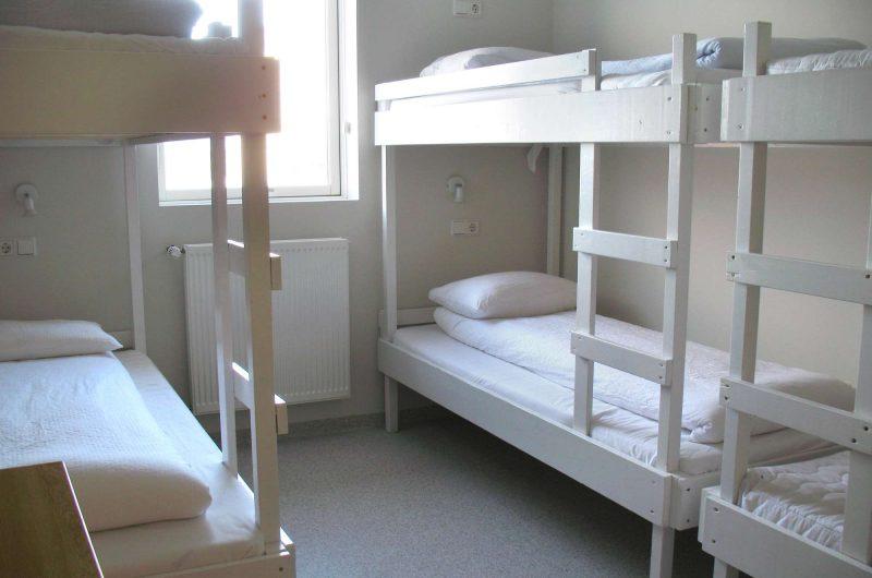 edu iceland hotel skalinn bedroom