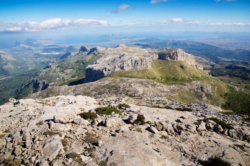 edu mallorca view from sierra de tramuntana mountains