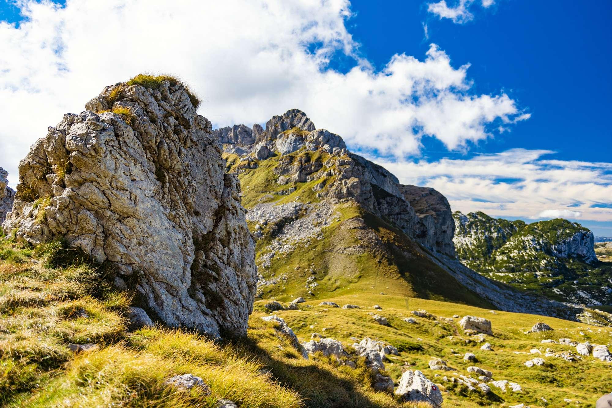 edu montenegro durmitor national rocks