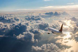 edu plane flying