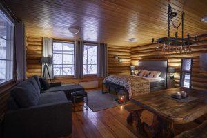 finland muotka riverside suite studio