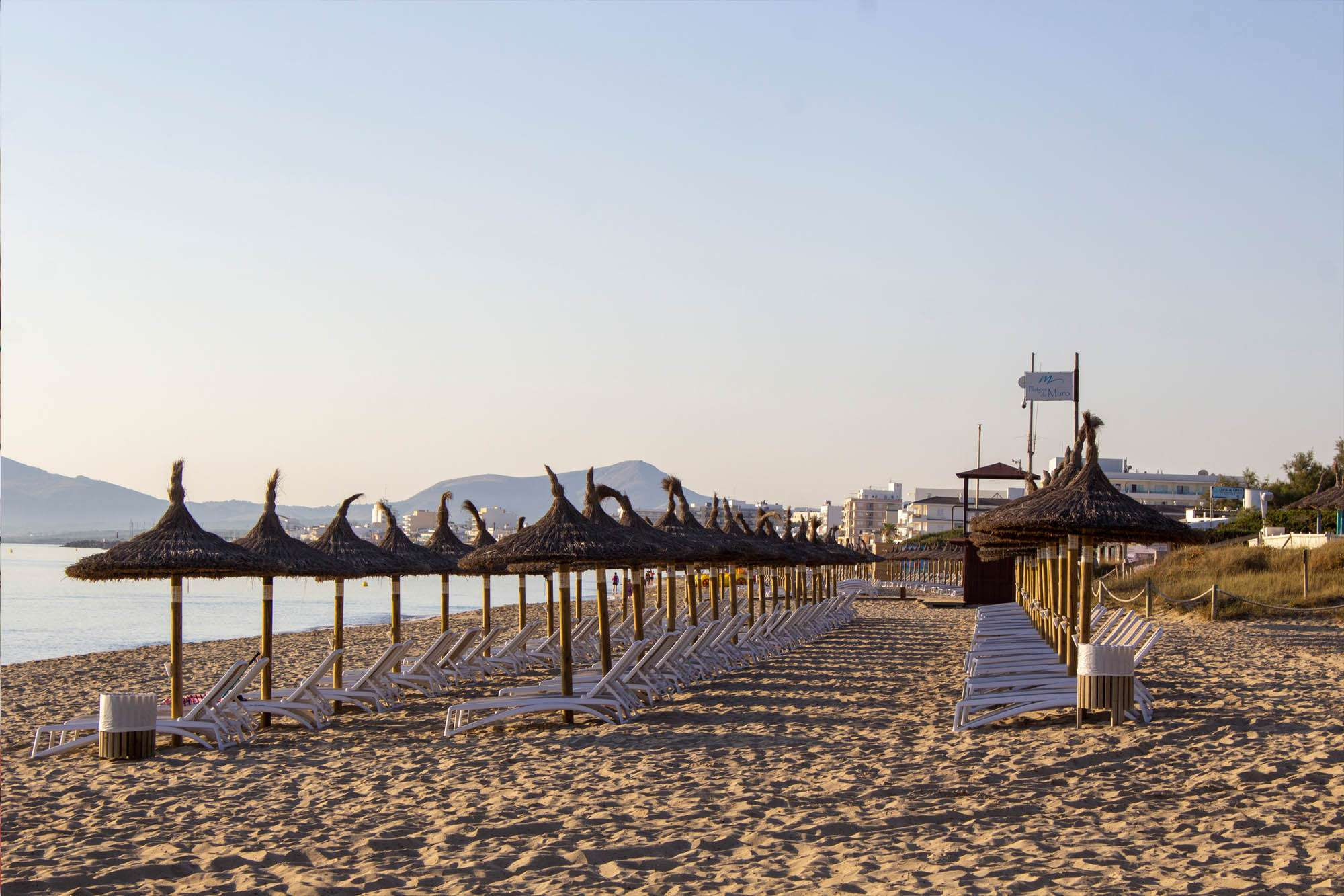 edu mallorca es pla coastal beach