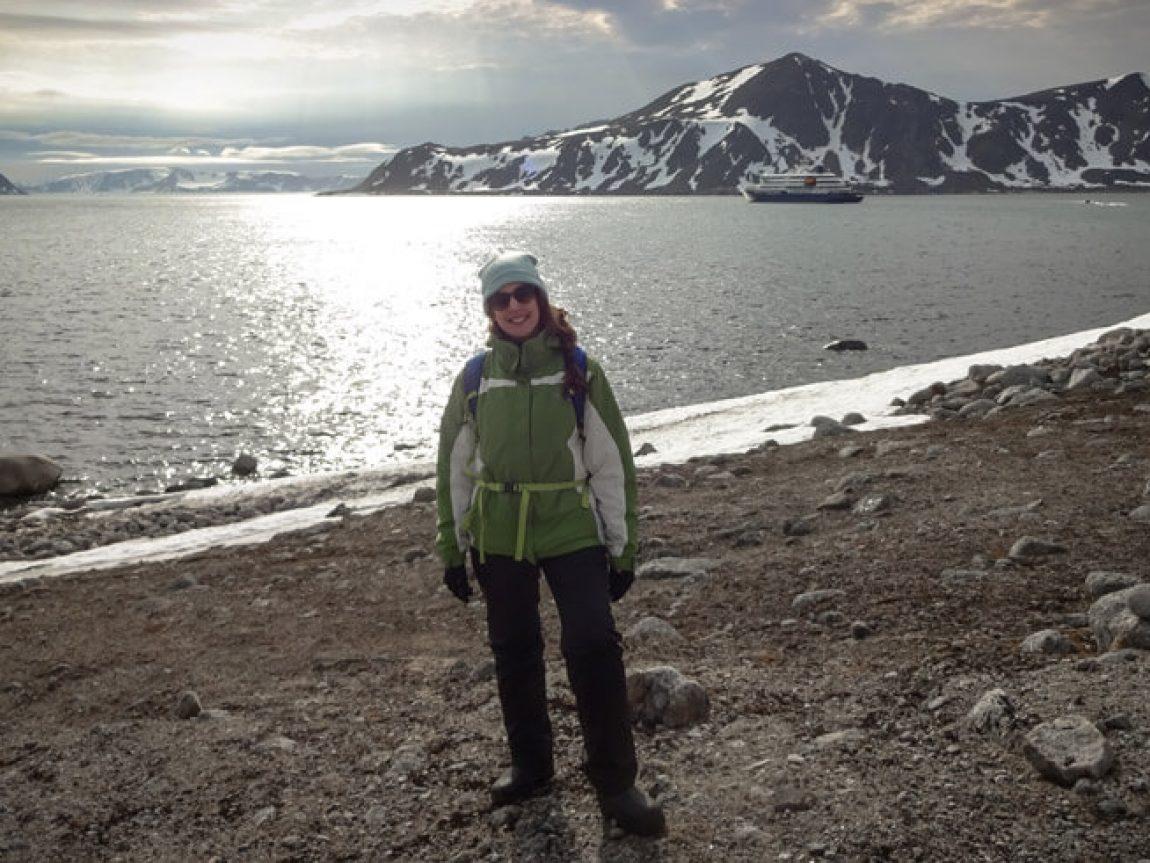 charlotte shore landing spitsbergen
