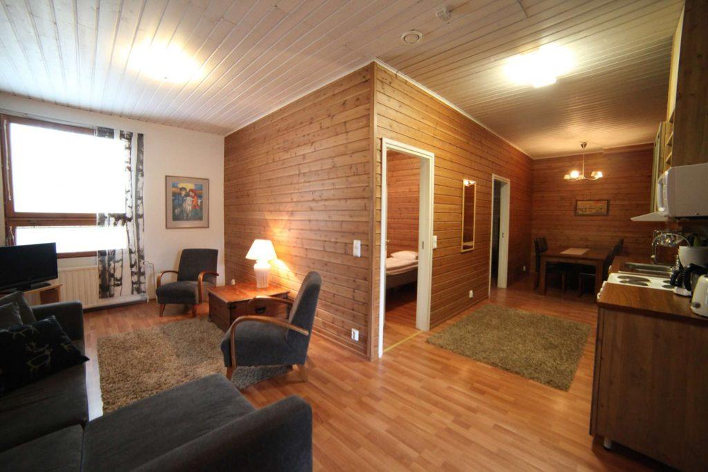 finnish lapland nellim tsarmi 302 family suite