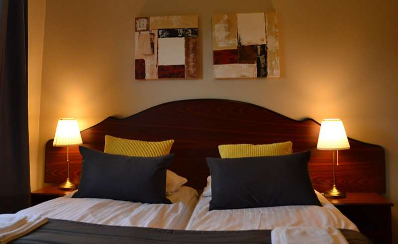 south west hvolsvollur double bedroom