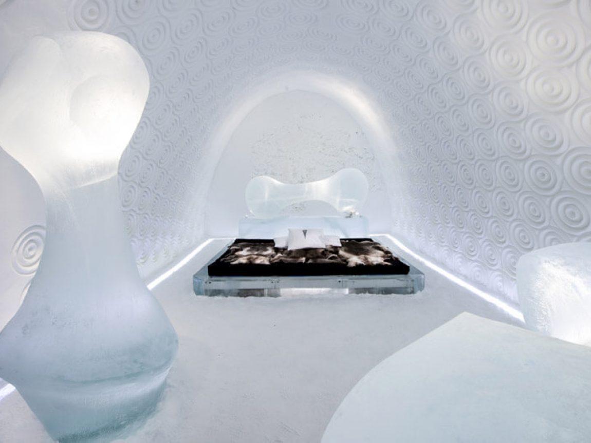 icehotel30 art suite bone room by robert harding ak