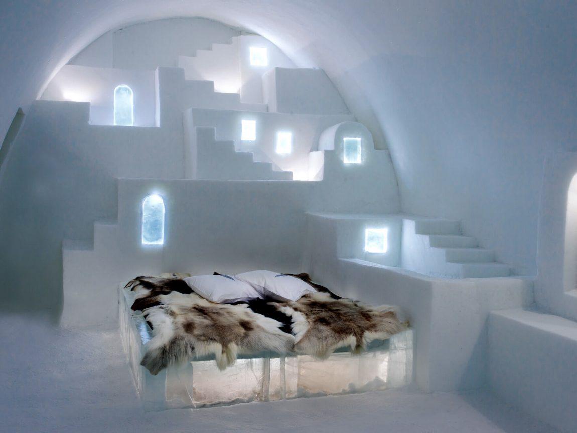 swedish lapland icehotel30 art suite white santorini ak