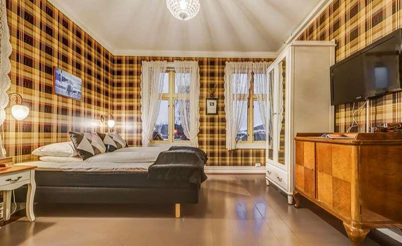 bergen gloppen hotel bedroom