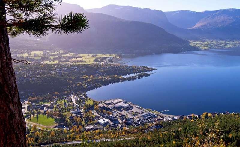 bergen gloppen hotel gloppen fjord