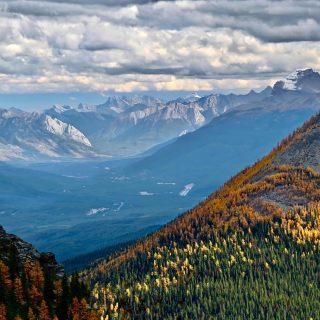 canadian rockies viewpoint bstk