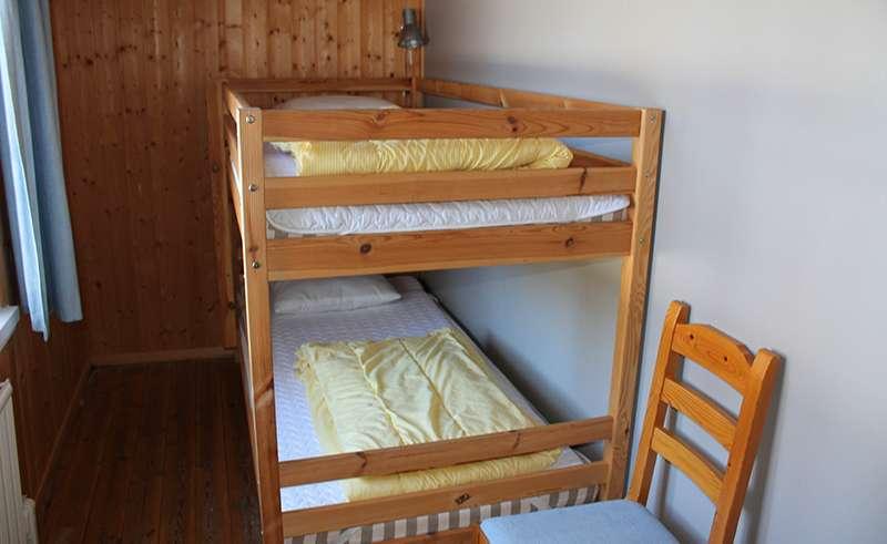 dalarna johannisholm cabin bunk beds