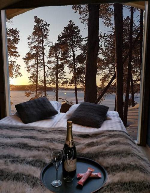 nellim wilderness hotel arctic nature suite sm