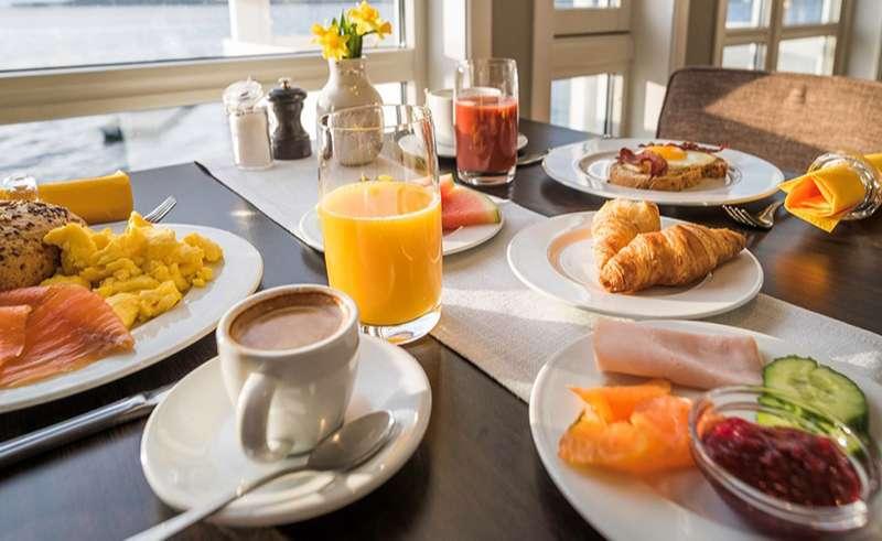 bergen molde fjordstuer breakfast
