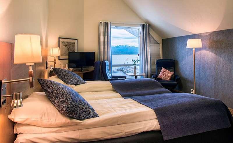 bergen molde fjordstuer double room fjord view
